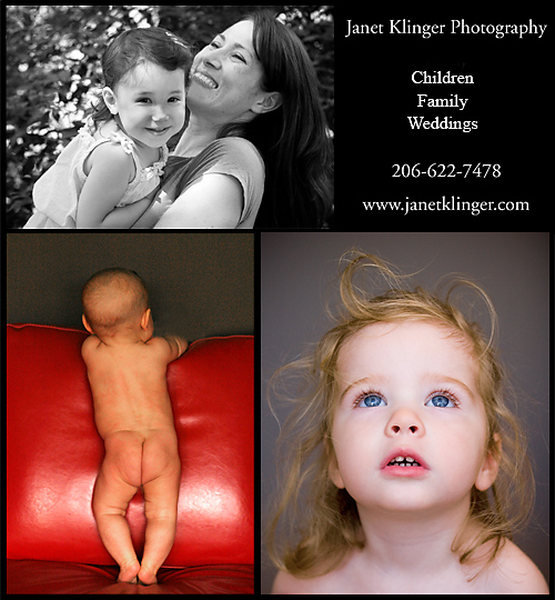 WACAP ad for Janet Klinger Photography