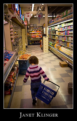 Grocery Shopping at Kens Market on Phinney Ridge