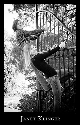 Girls Fencing