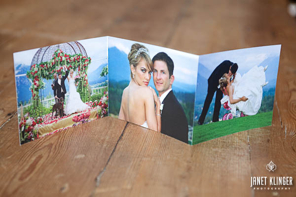Personalized Accordion Art Cards starting at $1.75 each